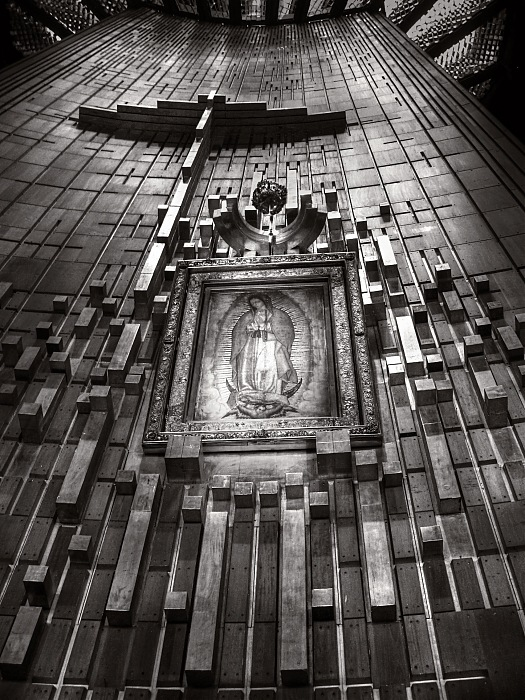 photoblog image Our Lady of Guadalupe